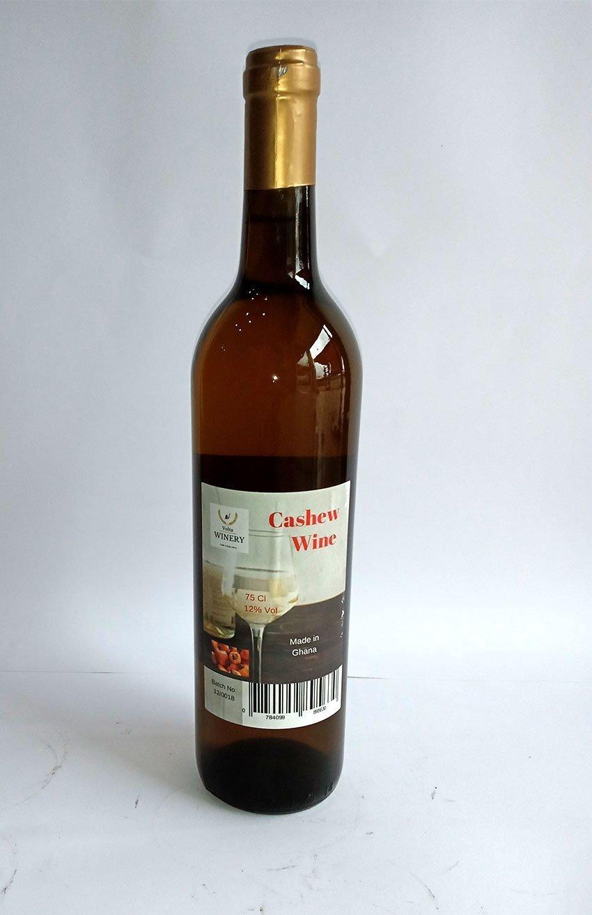 1Lt Cashew wine