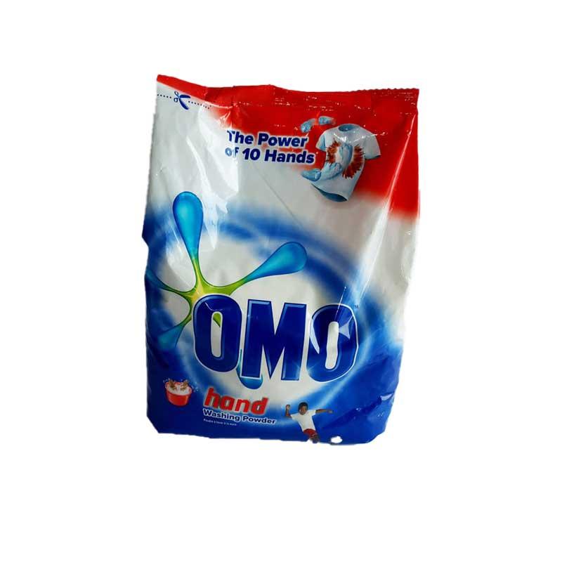 omo washing powder