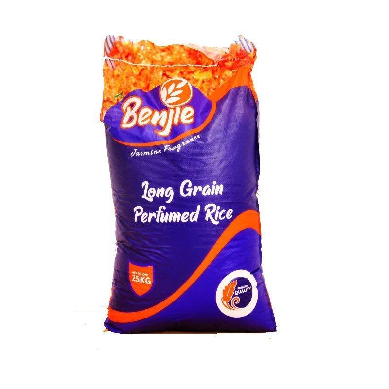 Benjie-rice-25kg