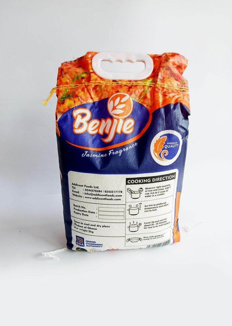 Benjie rice 5kg b
