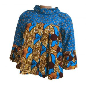 african print top for women