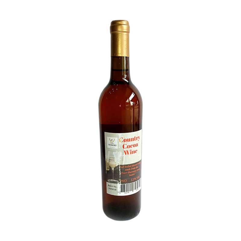 cocoa wine
