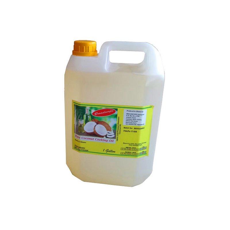 Virgin Coconut Cooking Oil