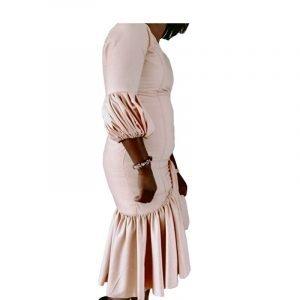 ladies straight dress