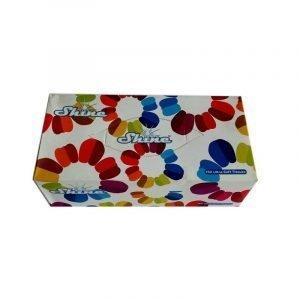 tissue box flower design