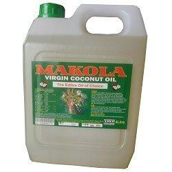 Makola Virgin Coconut Cooking Oil