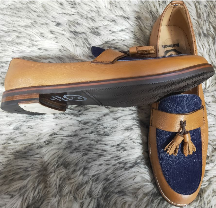 Penny Loafer with bells