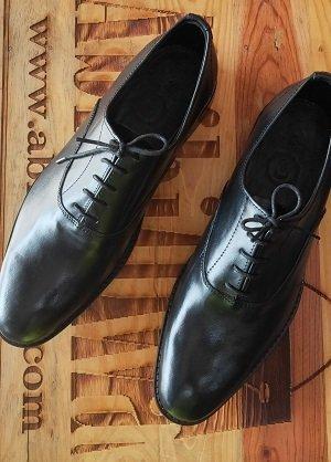 Oxford shoe black3