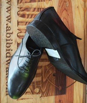 Oxford shoe black4