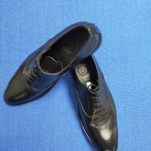 Oxford shoe black6